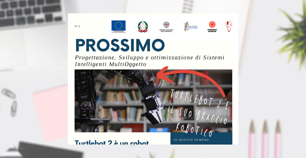 newsletter progetto PROSSIMO